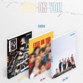 [INCOMING] GOT7 Eyes On You