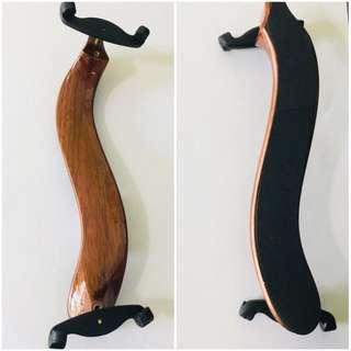 Violin Shoulder Rest (Carbon Fibre)