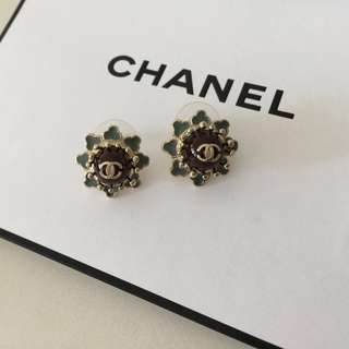 ✨New Chanel Exquisite earrings✨