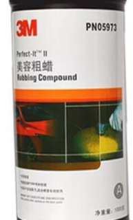 Prefect it - 3M Rubbing Compound/polish kit (medium type)