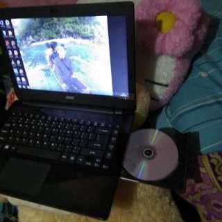 Laptop acer e14