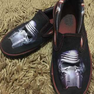 Star wars shoes for kids