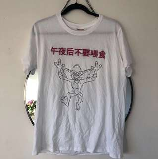 GREMLINS Embroidered Tee