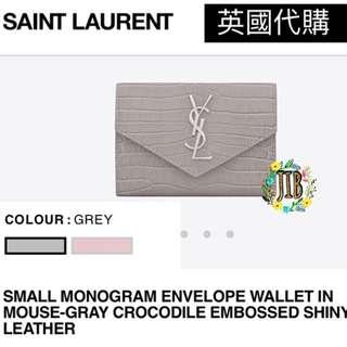 Saint Laurent ❤️ Flap Walletsssss👯♂️