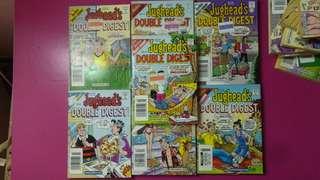 Jughead's Double Digest Archie Comic