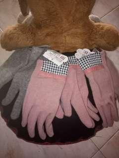 Glove winter