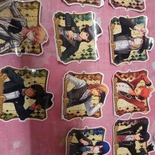 歌王子Shining Theater貼紙