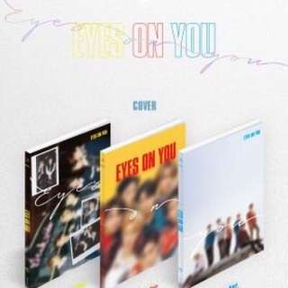 PRE-ORDER GOT7 EYES ON YOU LAST DAY