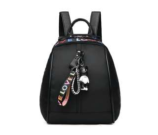 Korean-style women large capacity backpack Oxford Cloth backpack