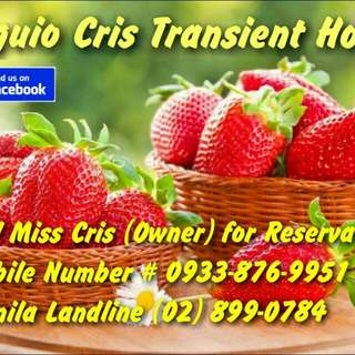 For Rent Baguio City Transient NEW Solo House with Garage FREE Fast FiBr WiFi