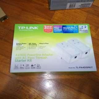 TP-Link Wifi Extender powerline