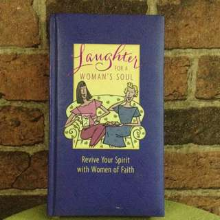 Laughter For A Woman's Soul
