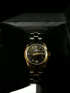 Aries Gold Watch