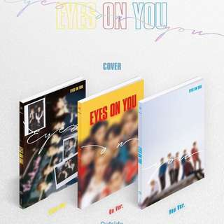 [INCOMING INSTOCK] GOT7 Eyes On You