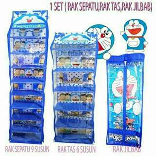 rak gantung set 3in1