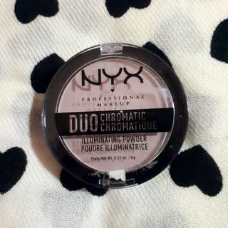 Nyx Duo Chrome Highlighter in Lavender Steel