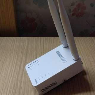 TOTOLINK EX750 2.4G-5G WiFi 放大器