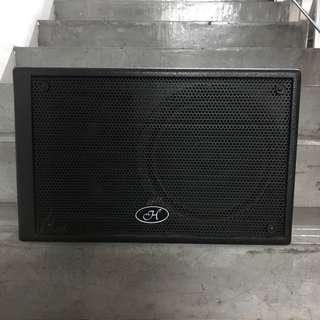Constant Q speaker