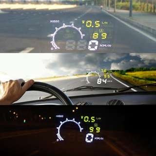 HUD head up display 5.5""