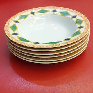 Small Plates Ceramic 6 pcs