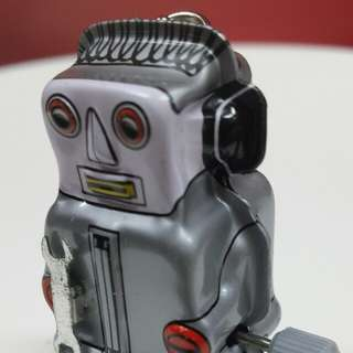 "TIN TOY ""ZOOMER ROBOT""Made in Japan"