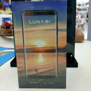 Luna G8 bisa kredit proses 3 menit tanpa kartu kredit
