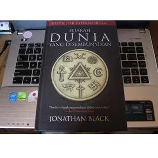 E07 - SEJARAH DUNIA YANG DISEMBUNYIKAN Karya : JONATHAN BLACK #Liga18