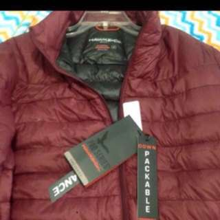 Down Packable winter jacket ( medium)