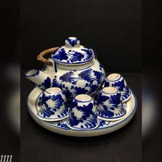 Chinese Tea Set 茶具 (2)