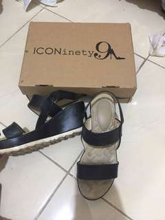 Sandal wedges iconinety9