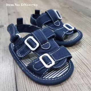 Baby N. Blue Sandals