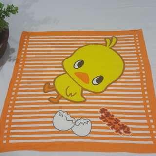 Japanese Movie Character Kimokawa Cotton Handkerchief