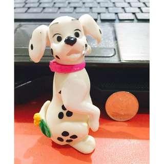 101 Dalmatians Collectible Figure