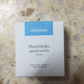 Mamonde floral hydro kit