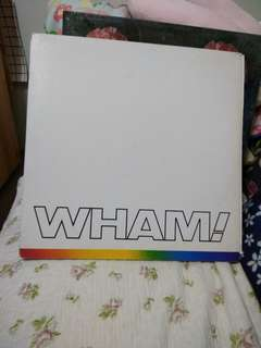 Wham黑膠