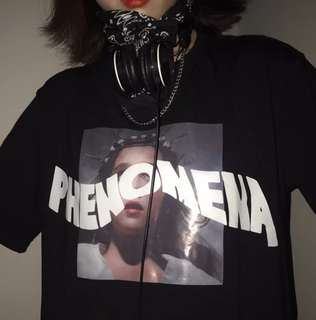 Phenomena graphic tee