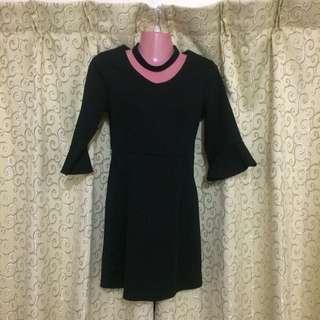 Black Chocker Dress