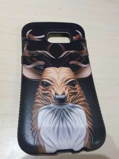 Samsung S7 edge deer phone case