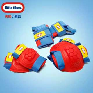 Brand New Children Little Tikes Safety Protective Gear 6pcs Complete Guard Set