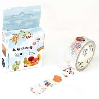 Washi Tape - Autumn
