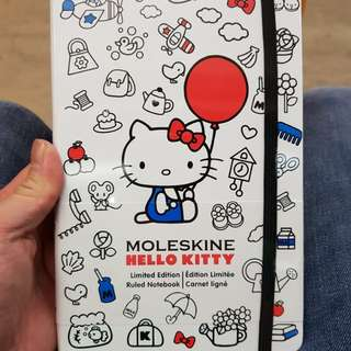 Hello Kitty moleskine Notebook