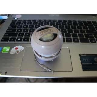 E07 - Mini Speaker X-Mini #Liga18