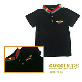 Gucci Kids Polo Shirt - TS86