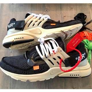 Nike Air Presto Off-White Shoes