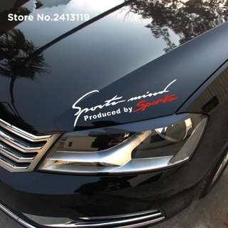 Car Stickers Reflective Lamp Eyebrow Captivating Sports Styling for Mitsubishi  l300 3000gt 3d 4m41