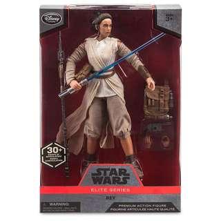 "Disney Elite 10"" Rey Action Figure"