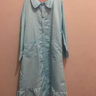 atasan tunik fit to L