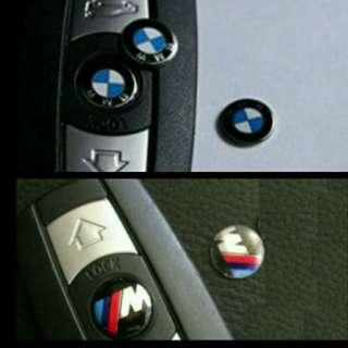 BMW Key Emblem