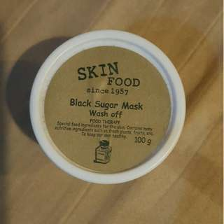 Black Sugar Mask