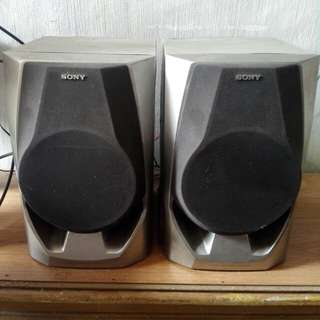 Sony Mini Component Speaker only